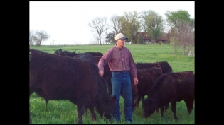 Matt Russell, owner of Coyote Run Farm